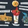 【会期延長・9/28(土)まで】グループ展「絵描百物語」(@ 吉祥寺・モモカレー) 参加しています
