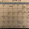 12月になりました!みほっぺプラスの営業カレンダーです