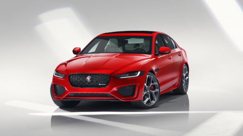 ジャガー XE 2020年モデルは、内外装がさらにスポーティに