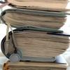 ほぼ日手帳の厚み