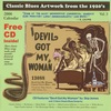 Classic Blues Artwork from the 1920's Vol.3 - 2006 Calendar