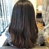 後れ毛は重なりを意識する