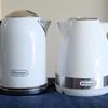 湯沸かし電気ケトル 買い直し デロンギ ACTIVE  + 超速で湯が沸くかもしれないアイディア