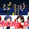 New app release announcement  - Fighting Girls