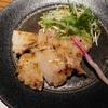 奈良郷ポークの吟醸焼き