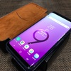 【Galaxy】Galaxy S9(SCV38)に手帳型ケースを購入♪