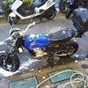 #バイク屋の日常 #ホンダ #エイプ #洗車 #罰ゲーム #寒い