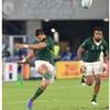 南アフリカ、ウェールズ下して3大会ぶり決勝進出 11・2決勝でイングランドと激突