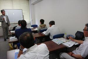 伝統耐震診断士講習
