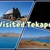 In New Zealand Part93 Visited Tekapo