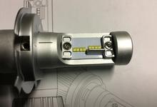 車もバイクもLEDヘッドランプで車検通過!綺麗なカットラインがでるH4 LEDバルブの見分け方