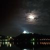 今日の犬山城は…『中秋の名月やったわ🌕』