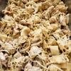 チキンと新レンコン、もやしの生姜煮