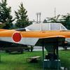 【青森県】五戸町ひばり野公園のT-34A