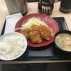 ボリュームランチ(ヒレカツ定食)