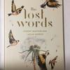 プレゼントにおすすめの絵本 ー'the lost words'