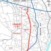 茨城県常総市 市道2-0116号線が開通