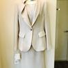 きちんとかっこいいスーツが少ない中でティーラベントは秀逸です。キャスターも御愛用です