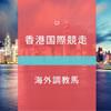 香港国際競走4レース(2017年)に出走する海外の有力馬をズバっと解説!ーーヴァーズからカップまで