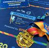 《バーチャル》ニューヨークシティマラソン完走賞が届いた!