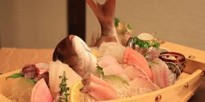 千葉県南房総岩井湯本温泉旅館【ろくや】感想:網元の新鮮な海の幸を満喫!
