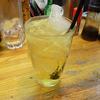 ★ぶらり一献飲み散歩♯02★伊豆山神社近くの居酒屋「甲」で特製チューハイに酔う
