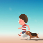 ペットを愛するすべての人へ。ほっこり犬アニメを公開したので見てください!