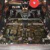 60系ハリアーの防音デッドニング施工・フロア~ラゲッジ