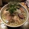 神田とりそば なな蓮@神田の特製 鶏そば 塩