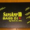 SANS AMP BASS DIの修理