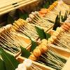 【串家物語】テーブル席で自分で串揚げを作れて楽しい♪食べ放題の串揚げ屋さん