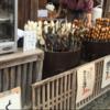福島大内宿:大内宿のグルメ~名物のイワナ~じゅうねん味噌の焼きだんご