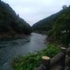 滋賀でリバーバギングと近江牛食べてきました