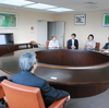 岩渕友新参院議員とともにマスコミや県内経済団体等を訪問。各地でご苦労さん会。どこでも大喜びの拍手喝采
