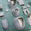 【ガンプラ】 1/100 リアルタイプ MS-06 ザクを作る その144 2020年3月1日 【旧キット】(内部フレーム フルスクラッチ)