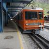 初めてのスイス(18)ゴルナーグラート登山鉄道