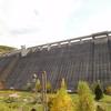 朝里ダム ― 紅葉とループ橋 ―