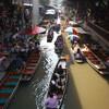 【タイらしい光景を満喫!】ダムヌン・サドゥアック水上マーケットが楽しい!