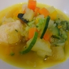 【おうちコープのミールキット】はぐくみ鶏だんごのミラノ風ミネストローネ。野菜摂取は1日の1/3