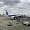 出発の日、新宿から成田空港へ、集合、出国、成田空港第一ターミナルANAラウンジ