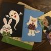 「ねないこだれだ」誕生50周年記念。せなけいこポストカード、かわいい!