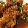 タイ南部 トランの食べ物 地方都市のふだんの食事