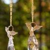 マクラメで天使を結ぶ。
