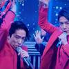 【動画】KEN☆Tackey(三宅健、滝沢秀明)が音楽の日2018に出演!