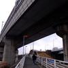 2017年3月1日(水)荒川放水路、全ての橋を渡れ。そしてBW号は10400km通過。Part 1