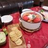 濃厚トマトチーズ鍋が美味しい!