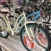 材質はともかく自転車を買いたい。