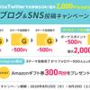 ゲットマネー ブログ&SNS投稿キャンペーン