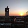【ウズベキスタンへの旅⑥】ブハラの夜は路地裏のドロンでサンセットビールを。