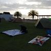 瀬戸田サンセットビーチ(しまなみ海道)で赤ちゃんとキャンプ